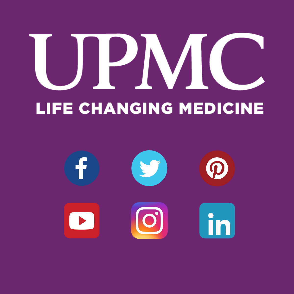 UPMC social media playbook